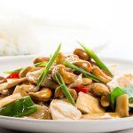 Pad Himapan - Kylling med cashewnøtter